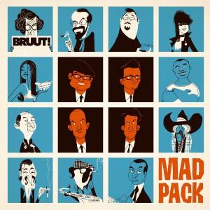 Bruut! – Mad Pack