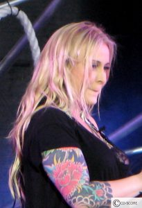 Anouk in Westerpark Amsterdam (04-07-2010)