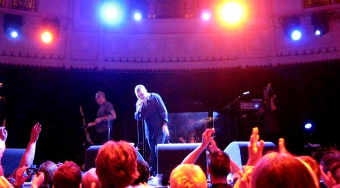 Sinead O'Connor in Paradiso (17-04-2012)