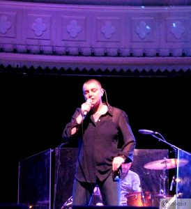 Sinead O'Connor in Paradiso (17-04-2012)