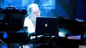 Klaus Schulze in de Melkweg Amsterdam (20-09-2009)
