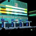 Foto's: Kraftwerk in Paradiso (16-1-2015)