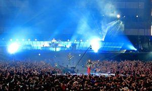 Muse in de Amsterdam Arena (04-06-2013)