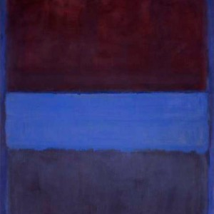 Plasticon - No. 61 (Rothko)