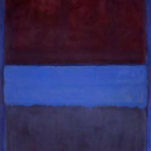 Plasticon - No. 61 (Rothko)