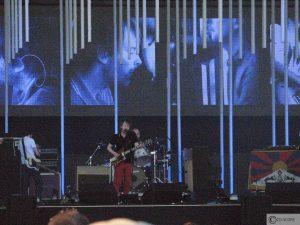 Radiohead in Westerpark Amsterdam (01-07-2008)
