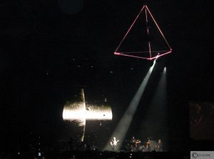 Roger Waters in de Gelredome Arnhem (05-05-2007)