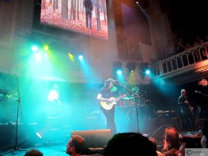 Steve Hackett in Paradiso (17-04-2013)