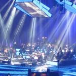 Foto's: Sting (Symphonica in Rosso) in Gelredome Arnhem (15-10-2010)