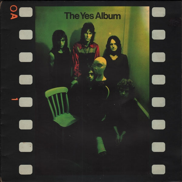 Yes - The Yes Album [1971]
