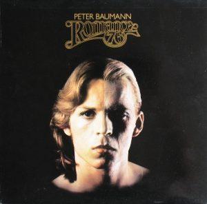 Mijmertijd! Romantisch elektronische pracht (Peter Baumann - Romance '76)