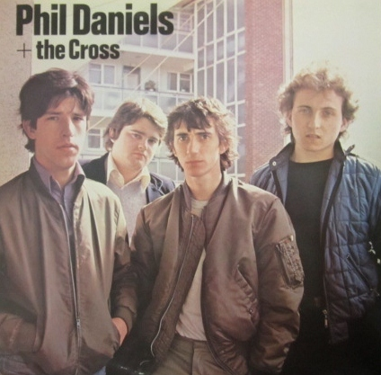 Phil Daniels - Phil Daniels and the Cross