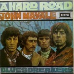 John Mayall And The Bluesbreakers ‎– A Hard Roa