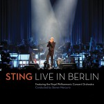 Sting Featuring The Royal Philharmonic Concert Orchestra ‎– Live In Berlin