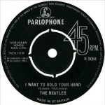 Beatles ‎– I Want To Hold Your Hand