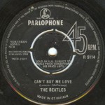 Beatles - Can't Buy Me Love