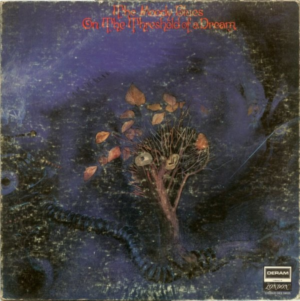 Moody Blues ‎– On The Threshold Of A Dream