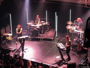 Verslag concert Halfmoon Run en Aidan Knight in Paradiso (16-02-2016)