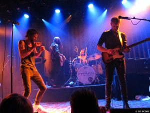 Verslag concert Temperance Movement in de Melkweg Amsterdam (05-02-2016)