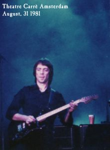 Steve Hackett Carré
