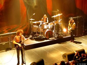 Verslag concert Wolfmother in Paradiso Amsterdam (26-4-2016)