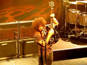 Foto's concert Wolfmother in Paradiso Amsterdam (26-4-2016)