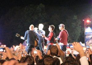 Coldplay Goffert park Nijmegen (09-09-2009)