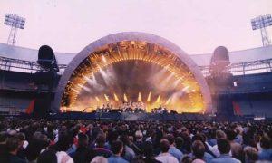 Pink Floyd in Rotterdam, De Kuip (3-9-1994)