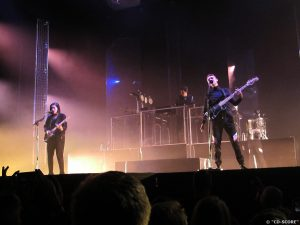 Verslag THE XX IN 'AFAS LIVE' 13-2-2017