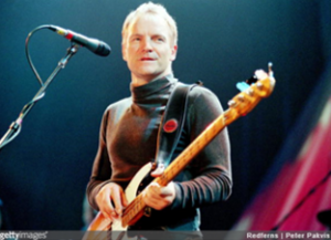 Sting in Ahoy Rotterdam (17-3-2000)