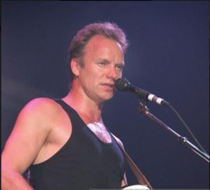Sting Rotterdam Ahoy (24-3-1996)
