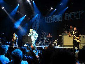 Foto's: Uriah Heep In Podium Victorie 11-7-2017