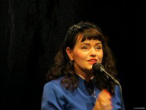Jennie Lena in Het Park in Hoorn (14-10-2017)