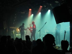 Timber Timbre in de Melkweg in Amsterdam (12-10-2017)