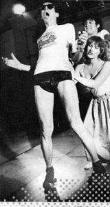 """Hans Vandenburg op de hoes van """"Disco Really Made It"""""""