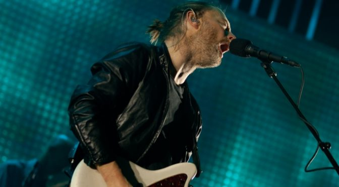 Radiohead Gelredome (19-11-2003)