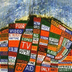 Radiohead in de Gelredome (19-11-2003)