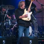 Foto's: Walter Trout op het Holland International Blues festival (Grolloo) (8-6-2018)