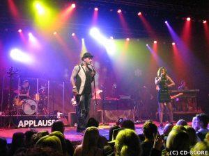 Ben Saunders + Lenny Keylard in De Waerdse Tempel (04-11-2011)