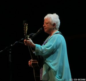 Janis Ian in Tivoli-Vredenburg (Hertz) (8-8-2018)