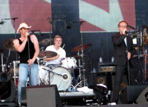 Jurk! in het Westerpark (09-07-2010)