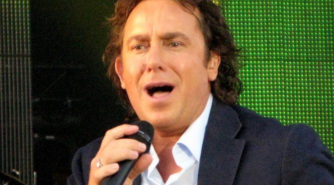 Marco Borsato in het Westerpark (09-07-2010)