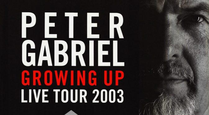 Peter Gabriel in Ahoy (2-5-2003)