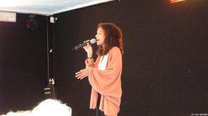Rochelle Perts in Hoorn (06-08-2011)