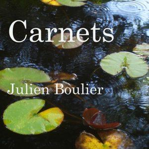 Julien Boulier - Carnets