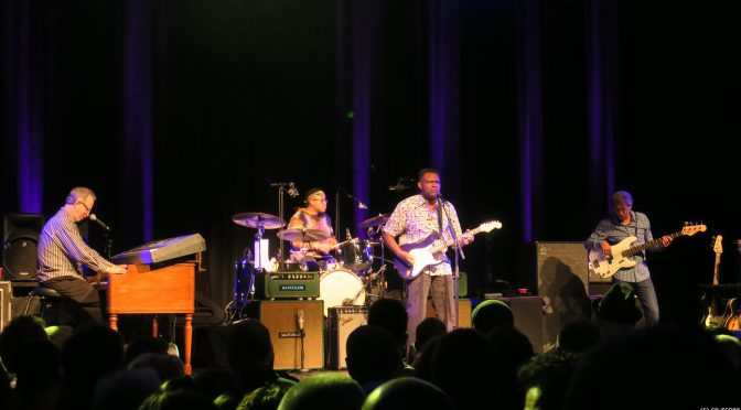 Robert Cray Band in de Victorie (25-9-2018)