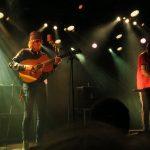 Foto's: David Eugene Edwards & Alexander Hacke, Paradiso Noord (26-10-2018)