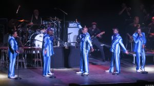 Four Tops en The Temptations, AFAS Live (14-11-2018)