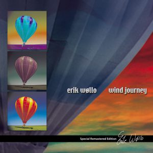 Erik Wøllo - Wind Journey