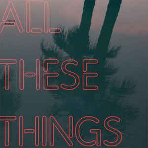 Thomas Dybdahl ‎– All These Things